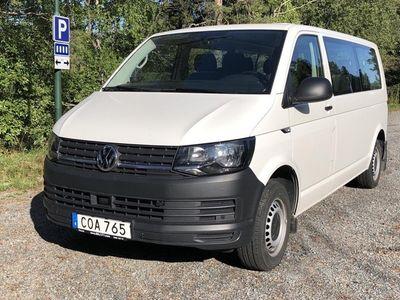 begagnad VW Transporter T6 2.0 TDI BMT Skåp (150hk)