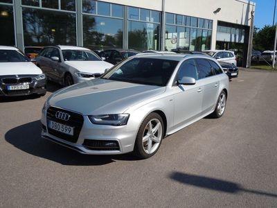gebraucht Audi A4 2.0 TDI Avant quattro, Automat, Drag, S-Line