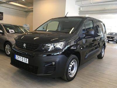 begagnad Peugeot Partner L2 (lång) 100hk (Värmare + Dr