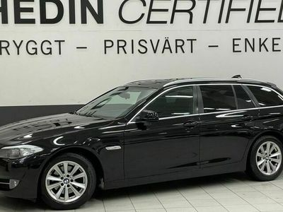 begagnad BMW 520 d 184Hk Touring