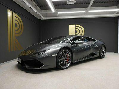 begagnad Lamborghini Huracán Huracan HuracánNovitec, Armytrix, Lift-System 2015, Sportkupé Pris 1 739 000 kr