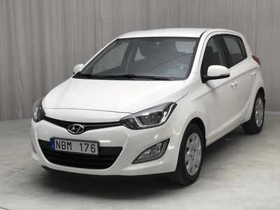 begagnad Hyundai i20 1.2