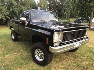 begagnad Chevrolet C20 Pickup 4X4 1978