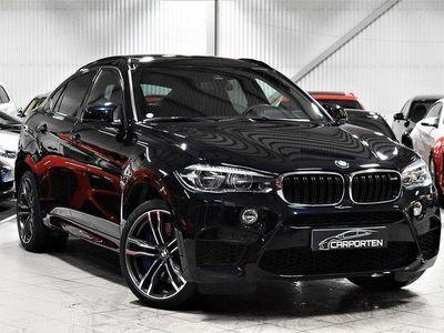 begagnad BMW X6 M SOFTCLOSE SVENSKSÅLD 1-ÄG 575Hk