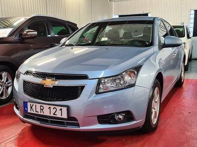 begagnad Chevrolet Cruze 1.6 BACKSENSOR NYBES & kamrem