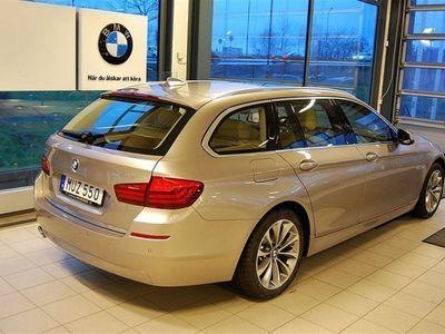 begagnad BMW 520 d xDrive Touring Luxury Line Automat, Navigation Kombi