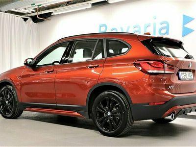 begagnad BMW X1 xDrive20d xDrive 20d Model Sport Drag Head Up Nav