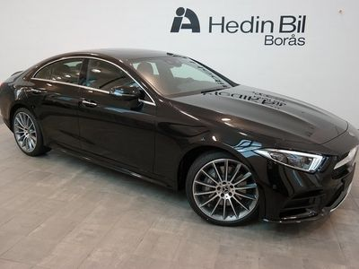 begagnad Mercedes CLS450 CLS4MATIC COUPÉ // Demobil //