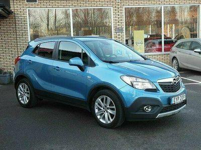 begagnad Opel Mokka 1.4 Turbo 4x4 (140hk) Pluspkt & MV