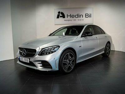 begagnad Mercedes C300 - BenzDE SEDAN AMG NIGHT EDITION / DEMO