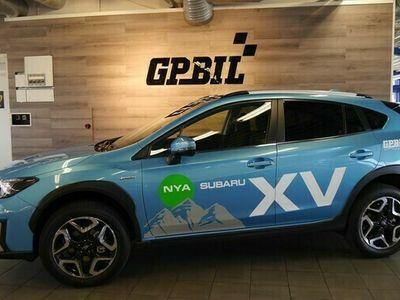 begagnad Subaru XV Ridge Hybrid Lineartronic, SUV 2019, SUV 329 000 kr