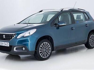 begagnad Peugeot 82 2008. Årsmodell 2017 ACTIVE PureTech