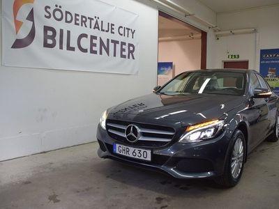 begagnad Mercedes C220 BlueTEC NAVI Euro 6 170HK/SVENSKSÅLD