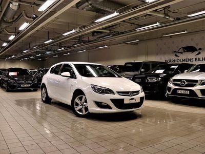 begagnad Opel Astra 1.7CDTI ECOFLEX SVENSK M-VÄRMARE