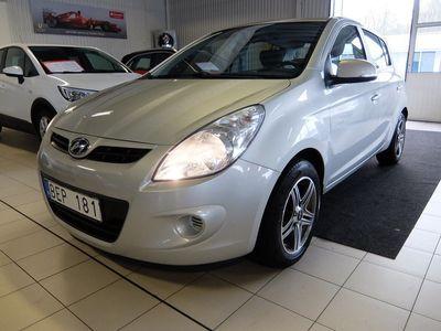 begagnad Hyundai i20 1.4 CRDi 2011, Personbil 59 000 kr