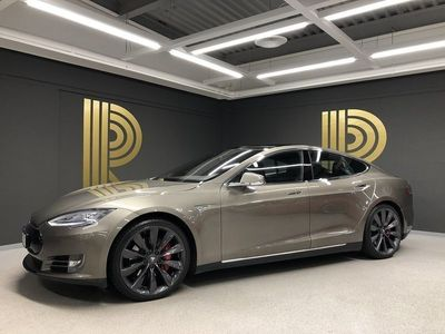 begagnad Tesla Model S P85D AWD (511hk) Performance / -15