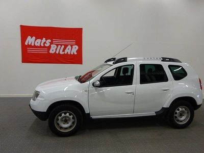 begagnad Dacia Duster 1,5 Dci 4x4 Laurante Manuell 109 Hk