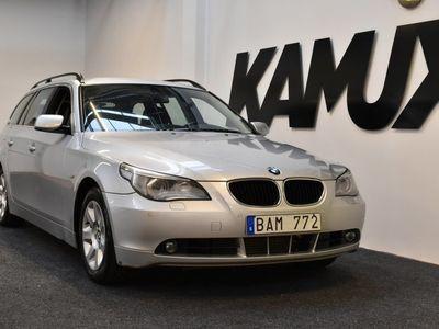 begagnad BMW 520 TOURING