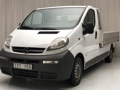 begagnad Opel Vivaro 1.9 CDTI Floor Cab