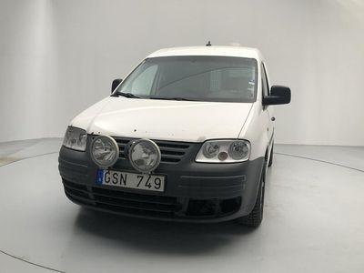 begagnad VW Caddy VW 1.9 TDI Skåp 2008, Transportbil 15 000 kr