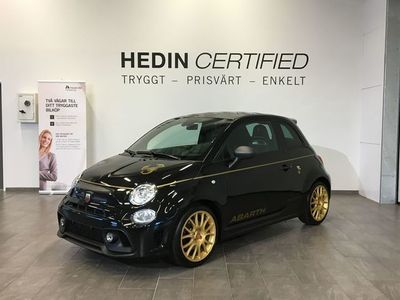 begagnad Fiat 500 Abarth SCORPIONE ORO 1.4 165HK Limited edition!