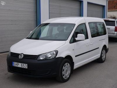 second-hand VW Caddy Maxi Life 1.6 TDI 102hk 7 Si -12