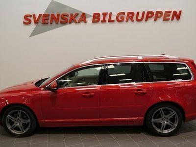 usado Volvo V70 2.0 Bi-fuel Summum Drag Keyless LM S V-Hjul 2013, Kombi 129 900 kr