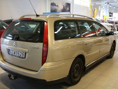 begagnad Citroën C5 II 2.2 HDI Kombi (170hk