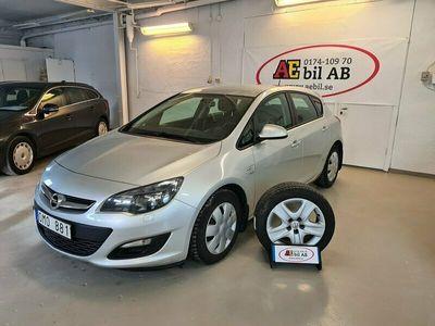 begagnad Opel Astra 1.7 CDTI ecoFLEX Ny kamrem 2014, Halvkombi Pris 79 800 kr