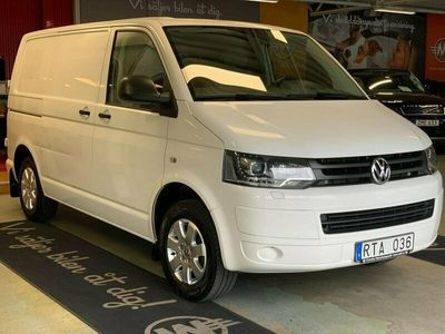 begagnad VW Transporter 2.0 TDI Comfort 140hk