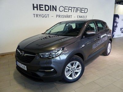 begagnad Opel Grandland X Enjoy 1.2 t AUT 8 2019, SUV 219 000 kr