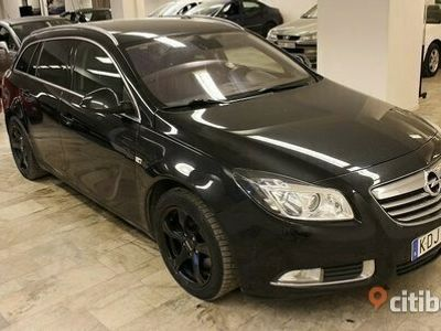 begagnad Opel Insignia Sports Tourer -10 2.0 CDTI