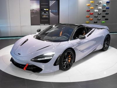 begagnad McLaren 720S Performence Track Pack
