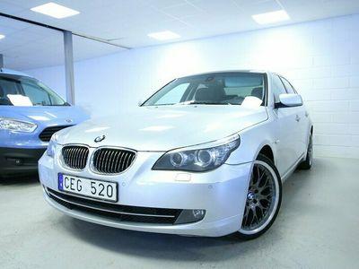 begagnad BMW 528 i Sedan Automat 234hk Panorama/Skinn/GPS/Dragkrok