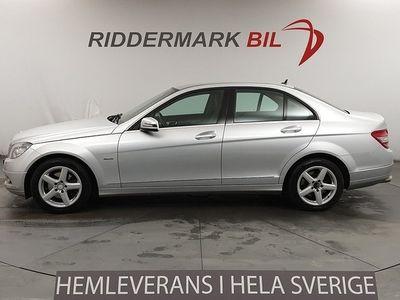 begagnad Mercedes C220 CDI Avantgarde M-värm Nyservad 170hk