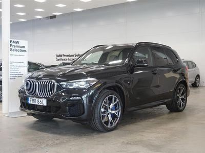 begagnad BMW X5 xDrive 45e M-Sport Innovation Travel H K