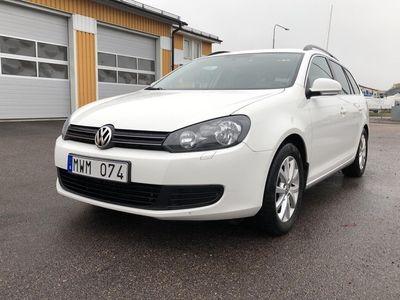begagnad VW Golf Variant VI 1.6 TDI BlueMotion Technology (105hk)