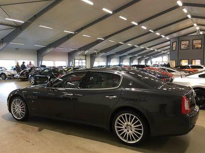 begagnad Maserati Quattroporte S 4.7 / 430HK / 2600mil /