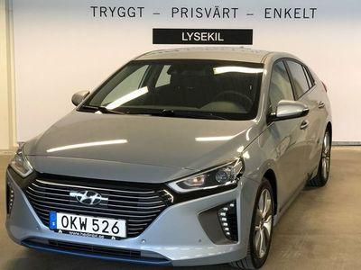 used Hyundai Ioniq 1,6 GDI Hybrid DCT-6 PremiumEco