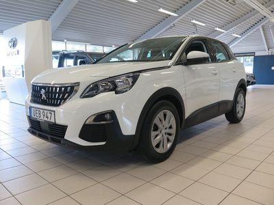 begagnad Peugeot 3008 1.6 BlueHDi 120hk / Aut