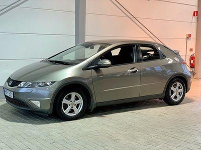 begagnad Honda Civic 2.2 CTDi 5-Dörr (Diesel)