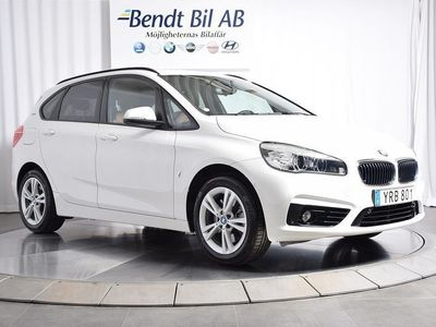 begagnad BMW 225 Active Tourer xe Model Sport