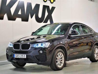begagnad BMW X4 xDrive 20d Söndagsöppet 29/9 Aut Sport -15
