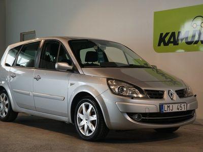 begagnad Renault Grand Scénic 1.9 dCi 130hk,