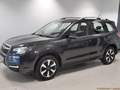 begagnad Subaru Forester 2,0D XS CVT (Värmare+ Krok)