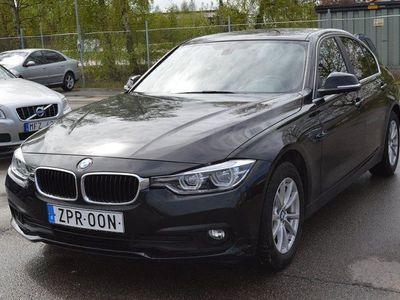 begagnad BMW 320 d-F30-Steptronic-190hk -17