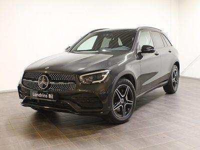 begagnad Mercedes GLC300 d 4-Matic AMG / PremiumPlus / Panorama
