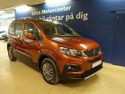 begagnad Peugeot Rifter 1.2 e-THP ALLURE