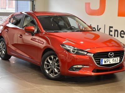 begagnad Mazda 3 Vision 2,0 120hk Automat 5D - DEMO