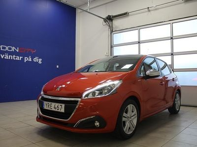 gebraucht Peugeot 208 Style Panorama Aut Euro 6
